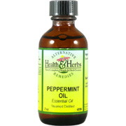 Essential Oil of Peppermint -