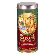 Earthy Badger Body Care Kit -