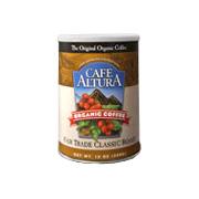 Fair Trade Dark Roast Blend Ground Coffee -