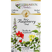 Red Raspberry Leaf Tea Organic -