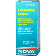 Exhaustion Complex -