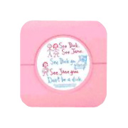 Compacts Condom 'See Jane Grow' -