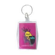 Keyper Keychains Condom 'Life's short, play safe' -