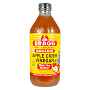 Unfiltered Apple Cider Vinegar Organic Raw -