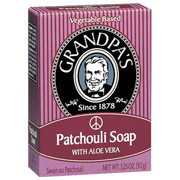 Patchouli with Aloe Vera Soap -