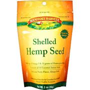 Shelled Hemp Seed -