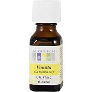 Precious Essentials Oil Vanilla Absolute with Jojoba -