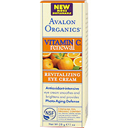 Vitamin C Revitalizing Eye Cream -