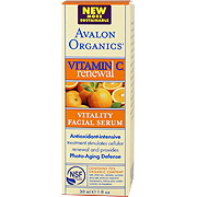 Vitamin C Vitality Facial Serum -