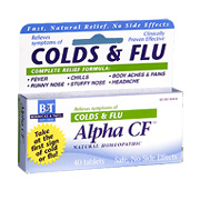 Alpha CF Colds & Flu -