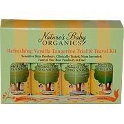 Vanilla Tangerine Travel Pack -