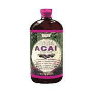 ACAI Liquid 100% Pure Standardized -