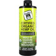 Certified Organic Hemp Oil -