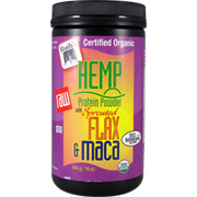 Hemp Protein with Sprouted Flax & Maca -