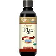 Organic Flaxseed Oil with Cinnamon -