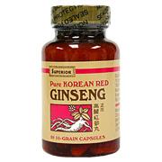 Korean Red Ginseng Capsules -