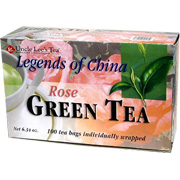 Rose Green Tea Legends of China -