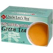 Decaffeinated Green Tea -