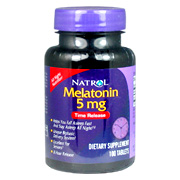 Melatonin 5 mg -