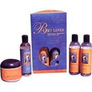 Be My Lover Massage and Bath Kit -