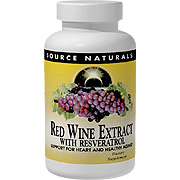 Red Wine Extract with Resveratrol -