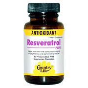 Resveratrol Plus -