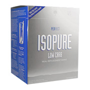Isopure Low Carb Meal Replacement Shake Vanilla -