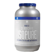 Isopure Zero Carb Dutch Chocolate -