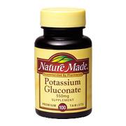 Postassium Gluc 550 mg -