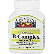 Vitamin B Complex with Calcium -