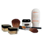 Mineral Make Up Kit #3 Medium Dark -