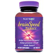 Brain Speed Memory -