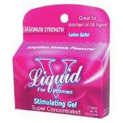Liquid V Stimulating Gel for Women -