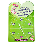 Sexy Spinner X-Rated -