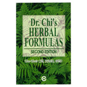Dr. Chi's Herbal Formulas book 2nd Edition -