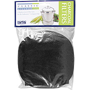 Compost Pail Replacement Charcoal Filters -
