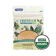 Cinnamon Powder Organic Pouch -