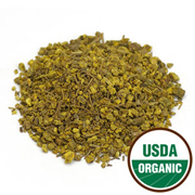 Goldenseal Root Organic Cut & Sifted 1/2 -