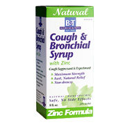 Cough & Bronchial Syrup with Zinc -