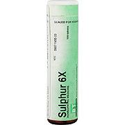 Sulfur 6X -