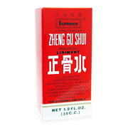 Zheng Gu Shui Analgesic Liniment -