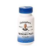 Memory Plus Formula -