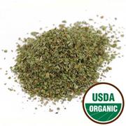 Marjoram Leaf Organic Cut & Sifted -