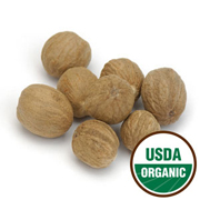 Nutmeg Whole Organic -