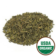 Indian Green Tea Decaffeinated Organic -