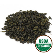 GunPowder Tea Fair Trade Organic -