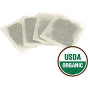 Green Tea Leaf Tea Bags Organic -