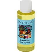 Escentual Massage Oil Lavender -