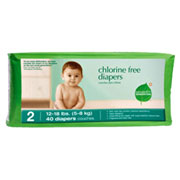 Stage 2 Baby Diapers -