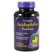 Acidophilus Probiotic -